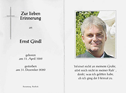 Gindl Ernst