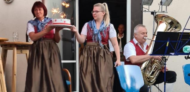 Musikverein Matzen - 10 Jahre Cafe Matzen 02