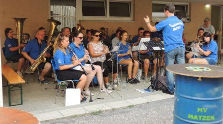 Musikverein Matzen_ Musikerheuriger_2017