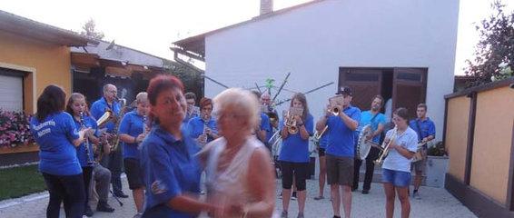 Musikverein_Matzen_Geburtstag_Fr. Eichin