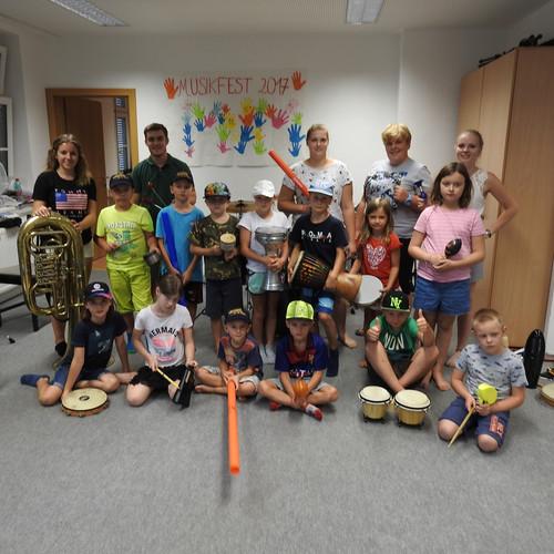 Musikverein Matzen Ferienspiel