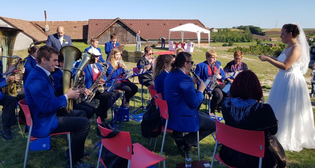 Musikverein Matzen Hochzeit