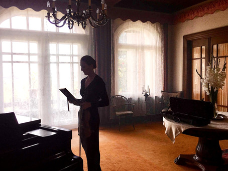 Filming Proof-Of-Concept Scene for Adagio