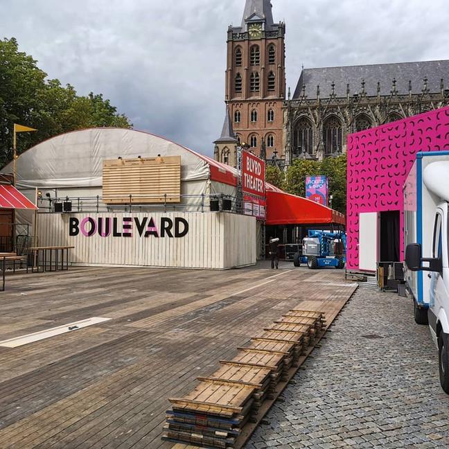 theaterfestival boulevard