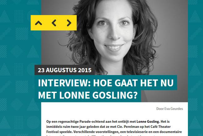interview met lonne
