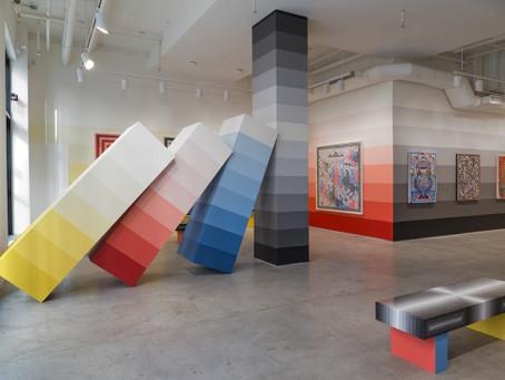 Andrew Schoultz - Age of Empire, Joshua Liner Gallery, New York