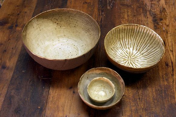 Nesting Bowls - Milk and Honey - Set of 4