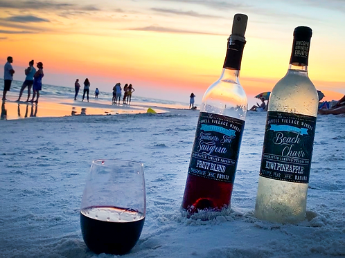 Summer Vacation Package (4 Bottles)