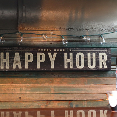 It's always Happy Hour when the Mobile Winery is at your event!