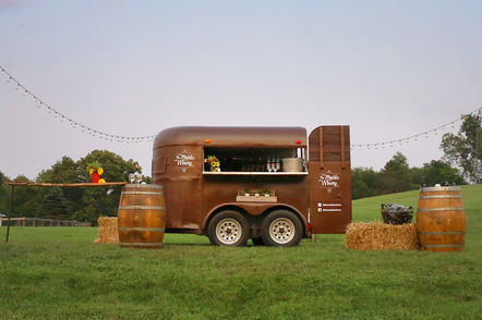 Mobile Winery, Bartending Service