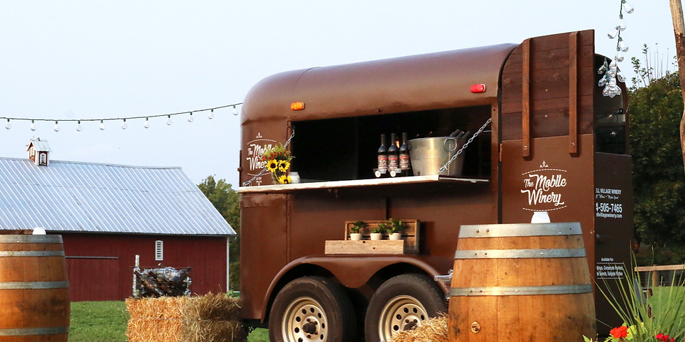 Taste of Powell with the Mobile Winery