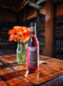 custom labeled wine