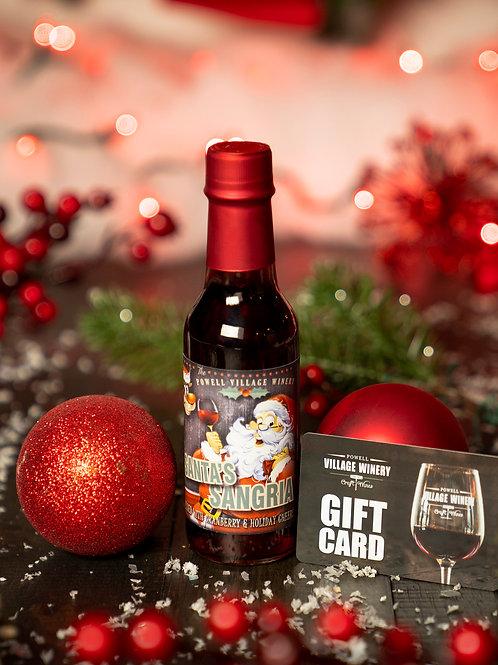 Santa Baby & Gift Card