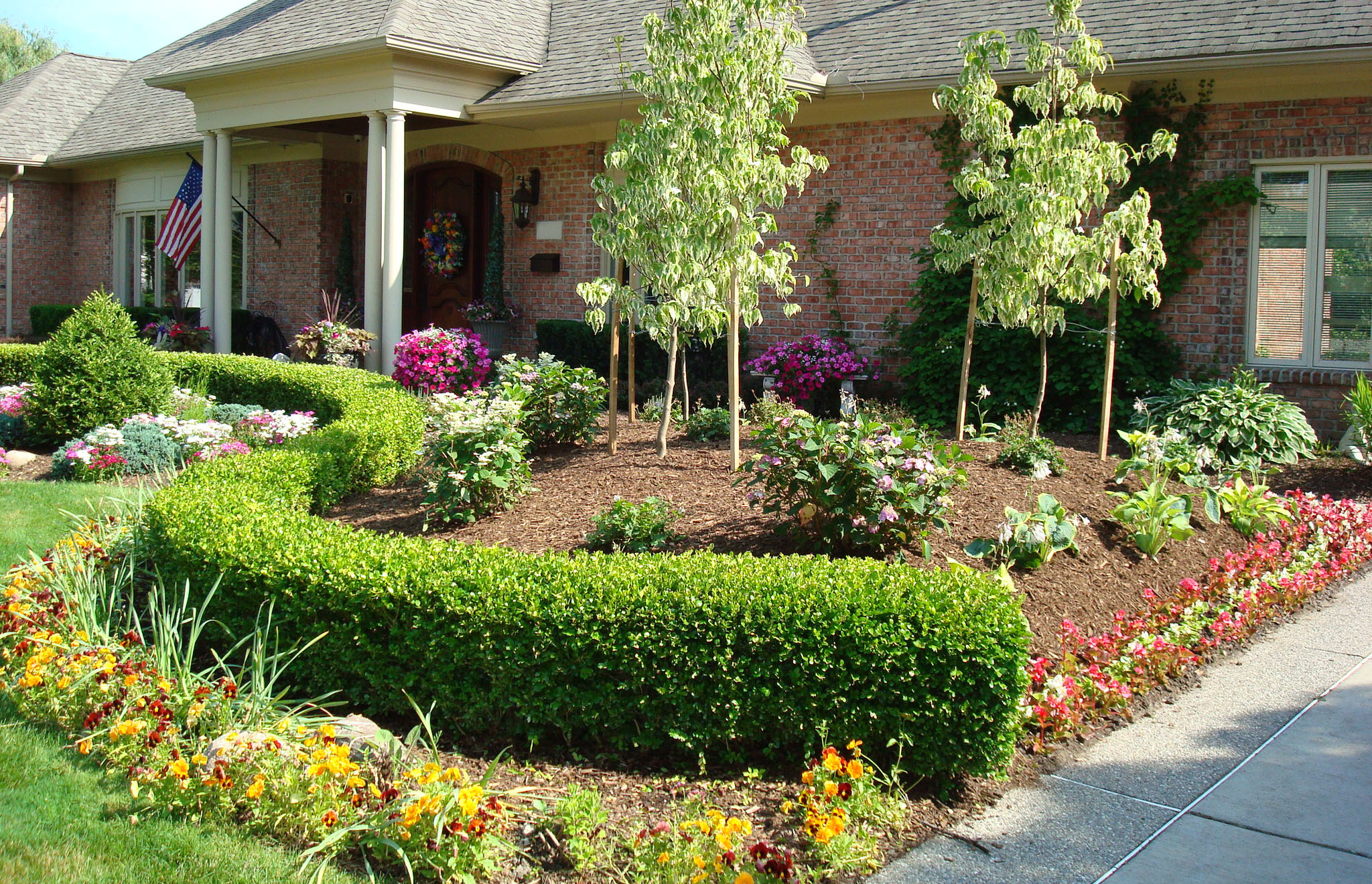 Routine Landscape Maintenance