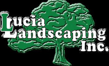 Lucia Landscaping Inc. Logo
