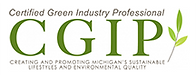Lucia Landscaping Certified Green Industry Professional