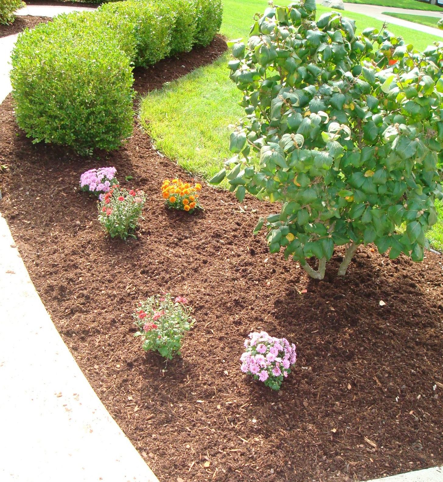 Flower Planting and Landscape Design