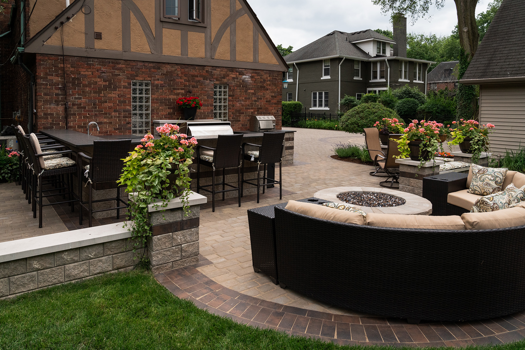 Outdoor Paradise Design & Install