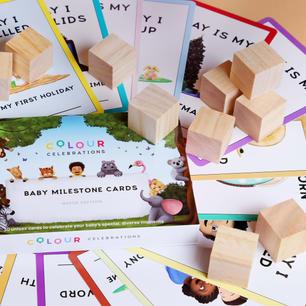 Milestone Cards- Mixed Edition