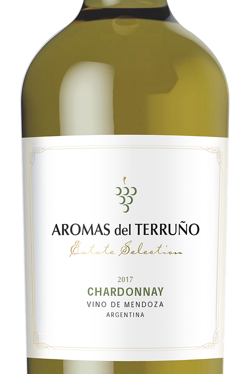 Caja 6 vinos Chardonnay Aromas del Terruño 2017