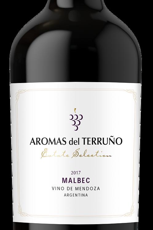 Caja 6 vinos Malbec Aromas del Terruño 2017