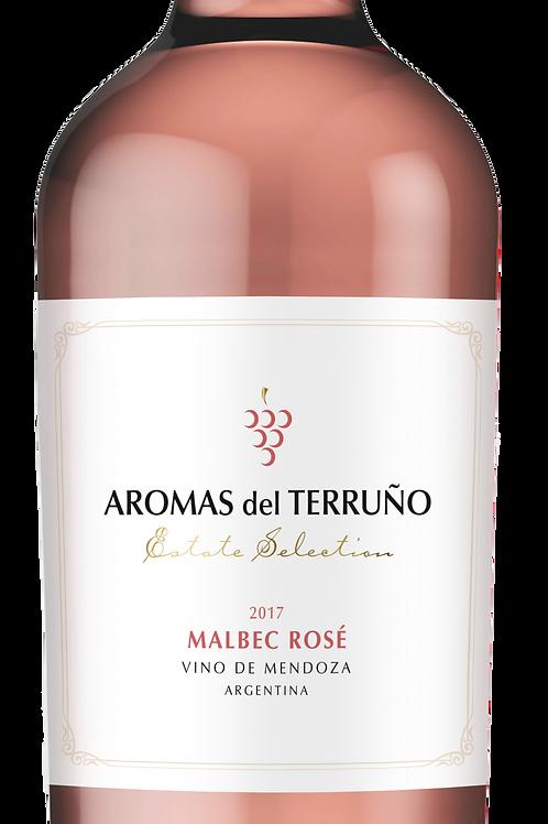 Caja 6 vinos Malbec Rose Aromas del Terruño 2017