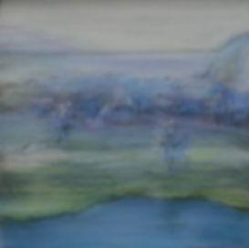 Pastel on pastel board 12 x12cm