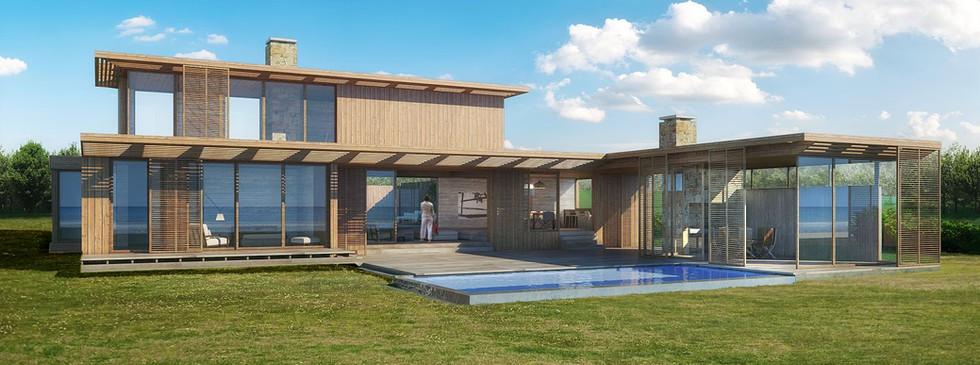 Proyecto casa Las Garzas
