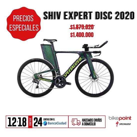 2020 Shiv Expert Disc