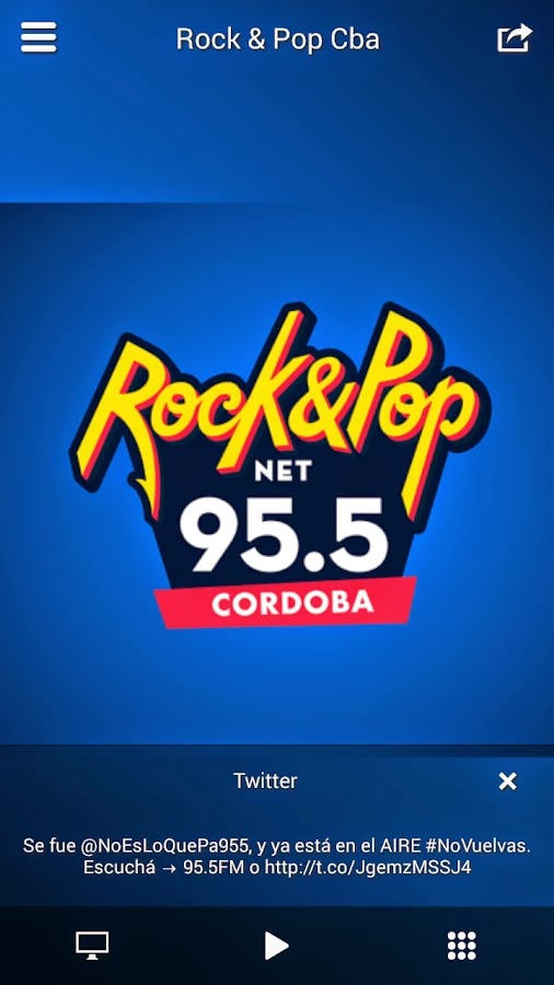 Rock & Pop .NET