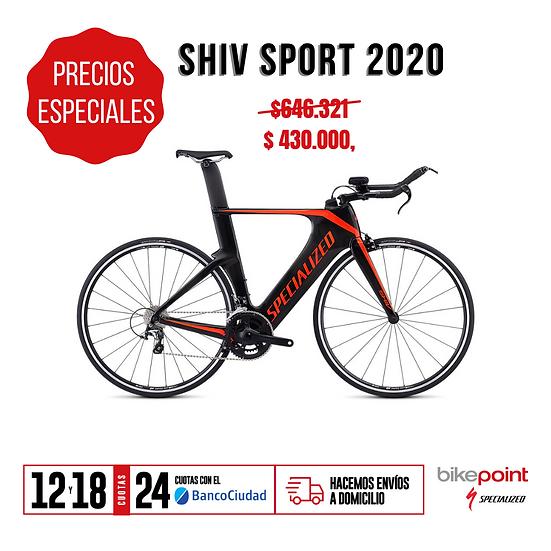 2020 Shiv Sport