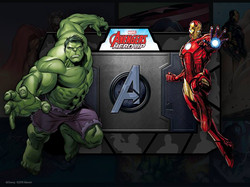 Marvel Avengers Hero UP