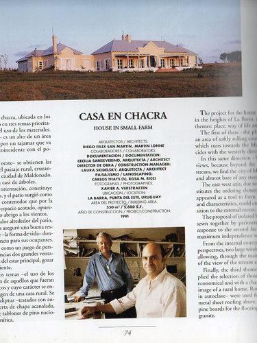 Casas Sudamericanas