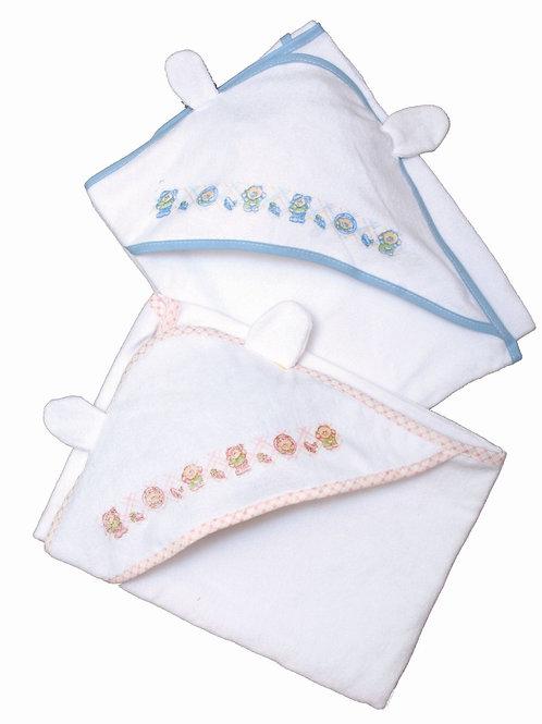 Capucha oreja (towel)