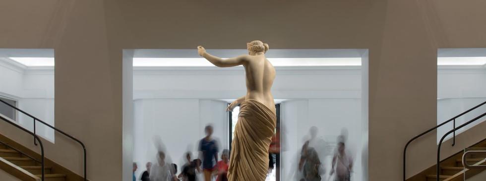 Afrodita de Capua en el MNBA
