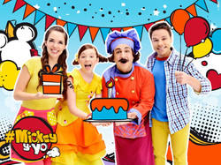 #MickeyyYo