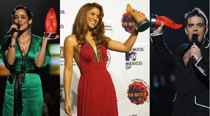 Los Premios MTV