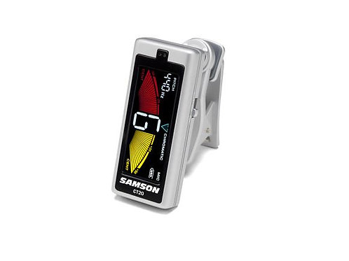 Samson CT20 Clip-on Tuner