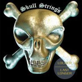 Skull Strings Drop D 10-52 Guitar Strings