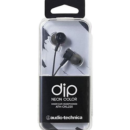 Audio-technica DIP in-ear headphones (RED)
