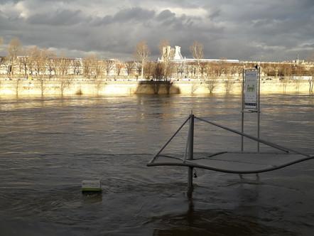Que faire en cas de dégât des eaux !