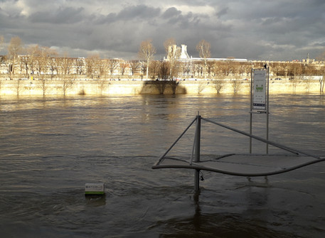 Un dégât des eaux !!! Que faire...
