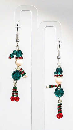 Swarovski Crystal Elf earrings
