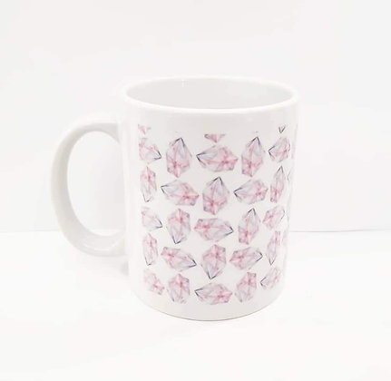 Illustrated mugs by Sarah Bell