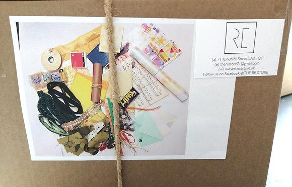 Restore creativity boxes.