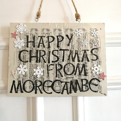 Happy Christmas Morecambe