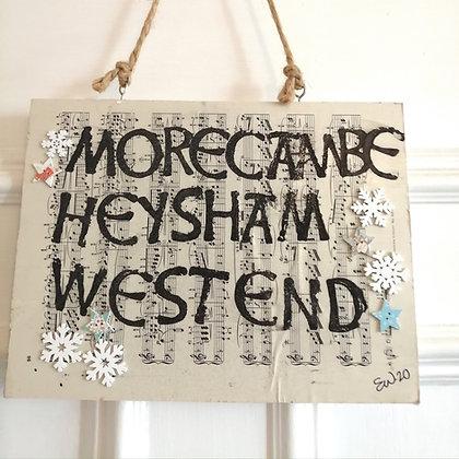Morecambe Heysham Westend