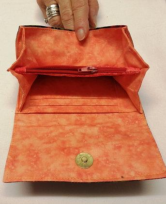 Hand made purse