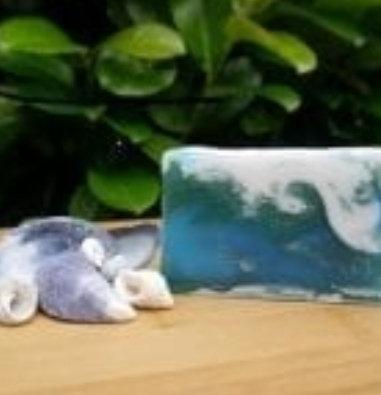 The Sea handmade soap