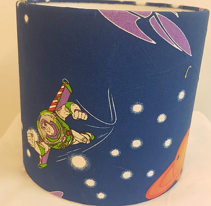 Small Buzz Lightyear lampshade